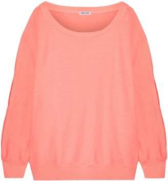 Splendid French Cotton-terry Sweatshirt