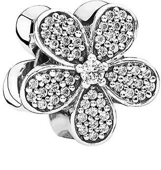 Pandora Silver Dazzling Daisy Charm