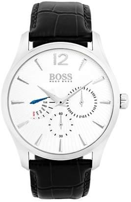 BOSS Men's Commander Quartz Watch, 44mm