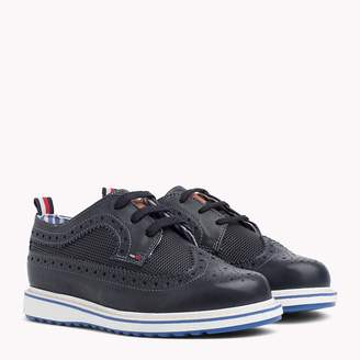 Tommy Hilfiger Contrast Sole Brogues