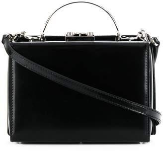 Mark Cross box crossbody bag