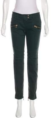 Balmain Mid-Rise Skinny Jeans w/ Tags