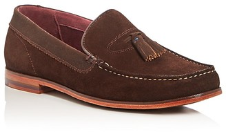 Ted Baker Dougge Loafers $180 thestylecure.com