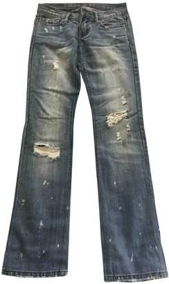 Abercrombie & Fitch Blue Denim - Jeans Jeans for Women