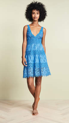 DAY Birger et Mikkelsen Temptation Positano Alyssa V Neck Dress