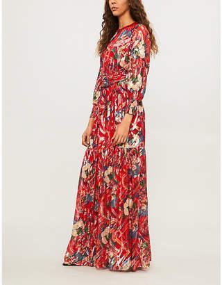 BA&SH Jessy fil-coupé dress