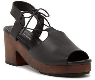 Kelsi Dagger Brooklyn Miriam Platform Leather Sandal