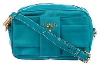 Prada Tessuto Fiocco Crossbody Bag
