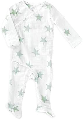Aden and Anais Unisex Star Print Footie - Baby $30 thestylecure.com