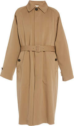 Acne Studios Oles Wool-Blend Trench Coat