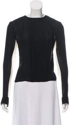 Rag & Bone Two-Tone Silk Blouse