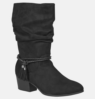 Avenue Alessia Rope Scrunch Boot