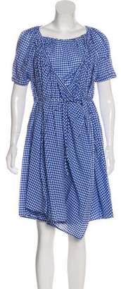 Callahan Caron Short Sleeve Mini Dress