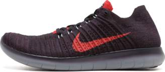 Nike Free RN FK Night Maroon/Bright Crimson