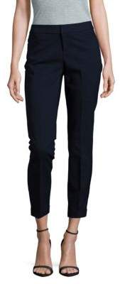 Saks Fifth Avenue BLACK Cropped Solid Pants