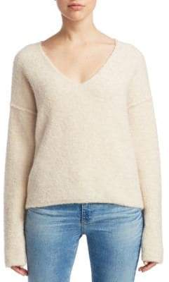 AG Jeans Skye V-Neck Sweater