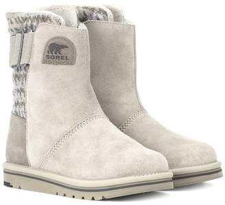Sorel Newbie suede ankle boots