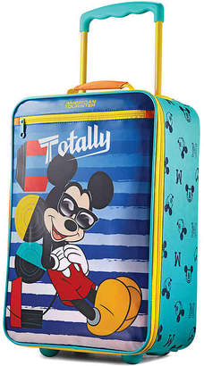 American Tourister Luggage Mickey Mouse 18-Inch Carry-On Luggage - Women's