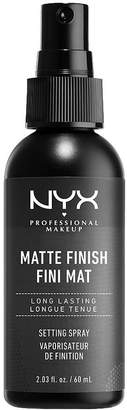 Nyx Professional Makeup NYX Professional Makeup Long Lasting Makeup Setting Spray Matte Finish