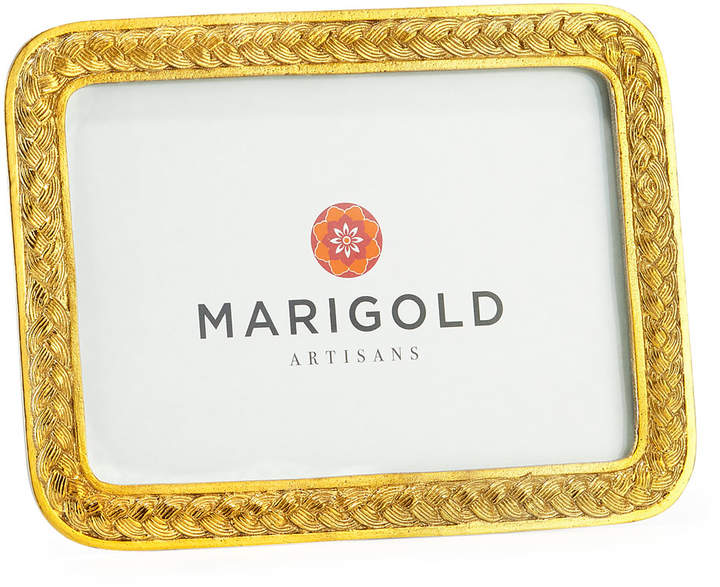 Marigold Artisans Braid Picture Frame, 5 x 7