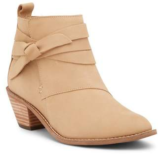 Kelsi Dagger Brooklyn Kingston Knotted Leather Boot