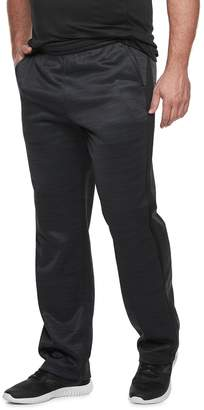 Tek Gear Big & Tall Performance Fleece Open-Bottom Pants
