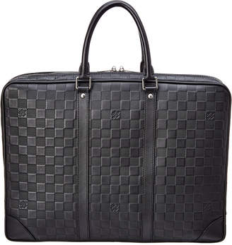Louis Vuitton Damier Infini Canvas Porte-Documents Voyage