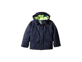 The North Face Kids Baeker Insulated Jacket (Little Kids/Big Kids) (Outer Space Blue