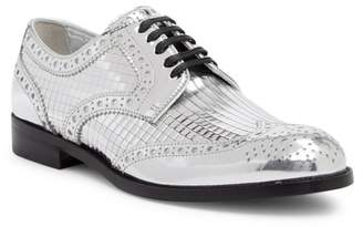 Dolce & Gabbana Mirrored Brogues Oxford