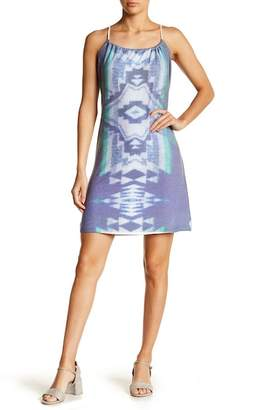 American Twist Let Loose Midi Dress
