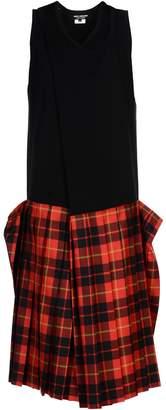 Comme des Garcons JUNYA WATANABE 3/4 length dresses