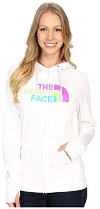 The North Face Women's Fave Half Dome Full Zip Hoodie XL