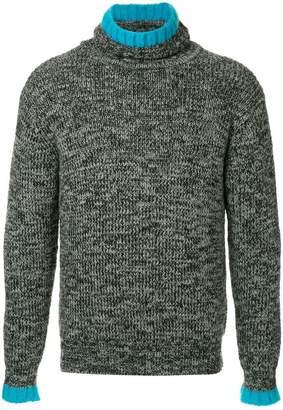 Facetasm タートルネックセーター