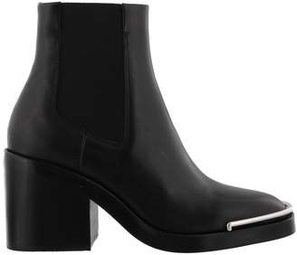 Alexander Wang Hailey Chelsea Ankle Boots