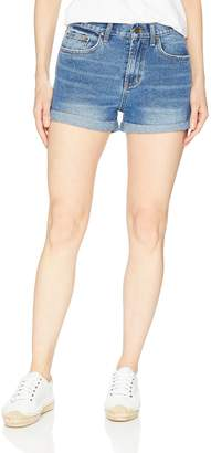 Billabong Women's High Tide Denim Short