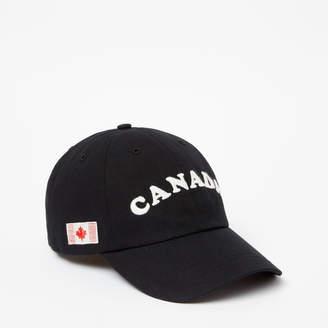 Roots Canada Arch Baseball Cap