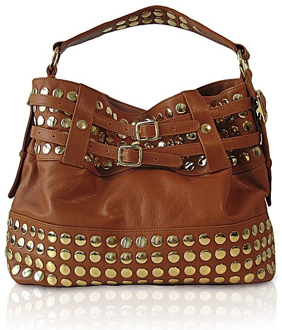 Rebecca Minkoff Supernova Devote Studded Hobo