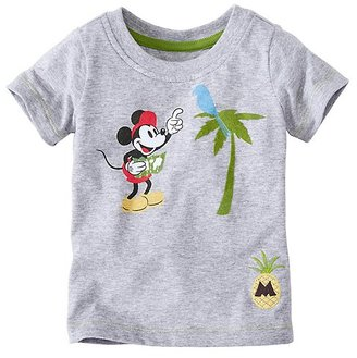 Toddler Disney Mickey Mouse Tee In Supersoft Jersey $29 thestylecure.com