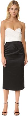 Parker Parker Black Eliana Dress $298 thestylecure.com