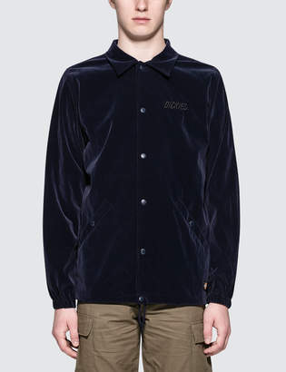 Dickies Velvet Coach Jacket