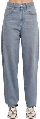 Etoile Isabel Marant 22cm Oversized Boyfriend Denim Jeans