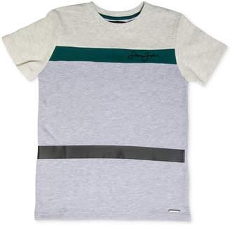 Sean John Big Boys Signature Colorblocked T-Shirt