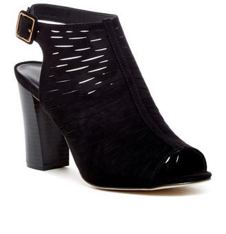 Madden Girl Beckie Open Toe Block Heel Sandal $59 thestylecure.com