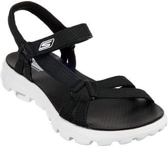 Skechers GO Walk Move Quarter Strap Sandals - Riverwalk