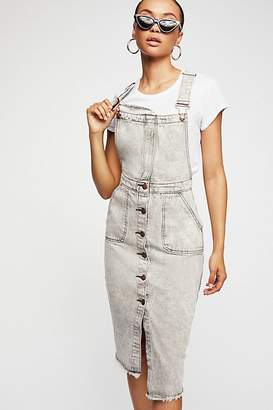 One Teaspoon Oneteaspoon Harley Denim Pini Dress