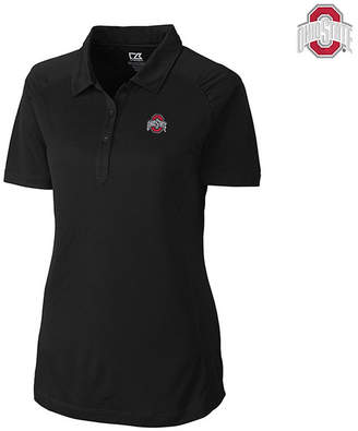 Cutter & Buck Women's Ohio State Buckeyes Drytec Northgate Polo Shirt