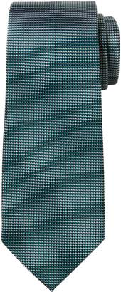 Banana Republic Micro Geo Silk Nanotex Tie