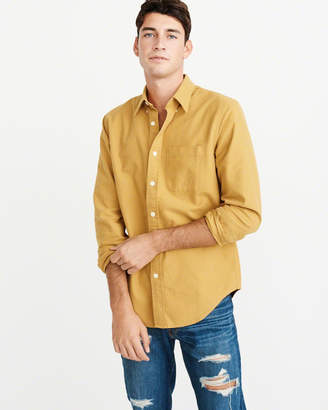 Abercrombie & Fitch Oxford Shirt