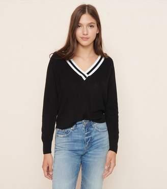 Garage V-Neck Sweater