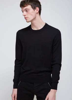 Maison Margiela Elbow Patch Crew Sweater